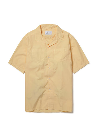 Harlow Shirt in Pale Yellow