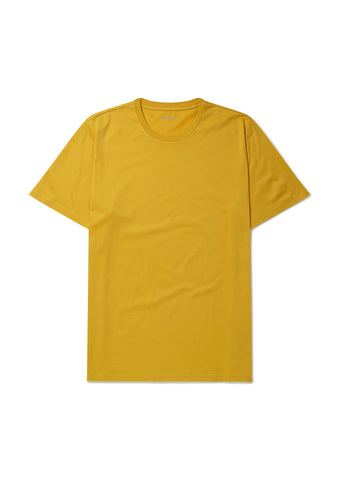 Classic T-Shirt in Mustard