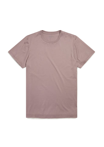 Classic T-Shirt in Faded Mauve