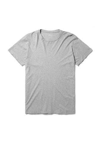Classic T-Shirt in Grey Marl
