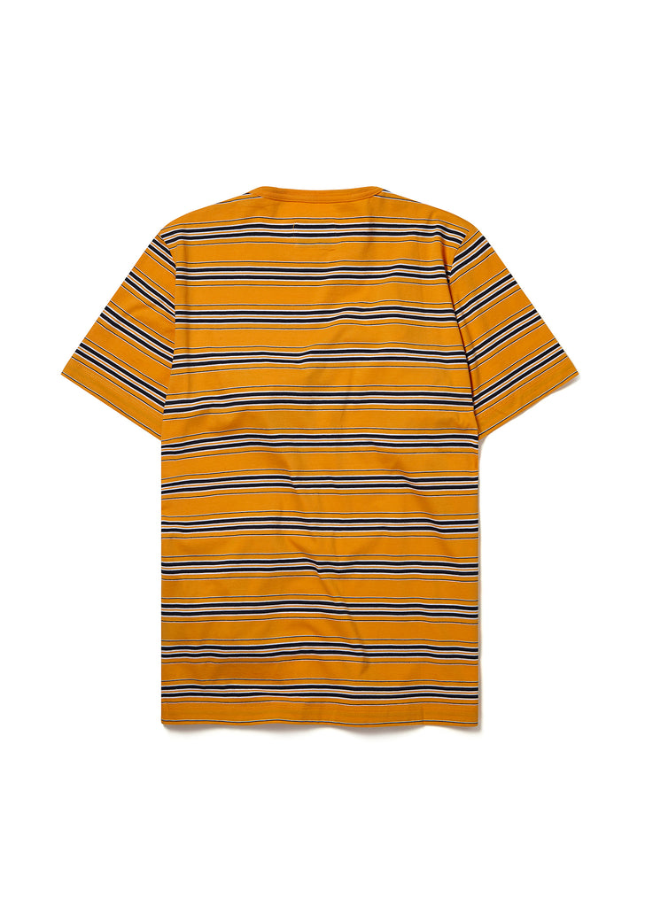 Vintage Striped Tee in Beeswax
