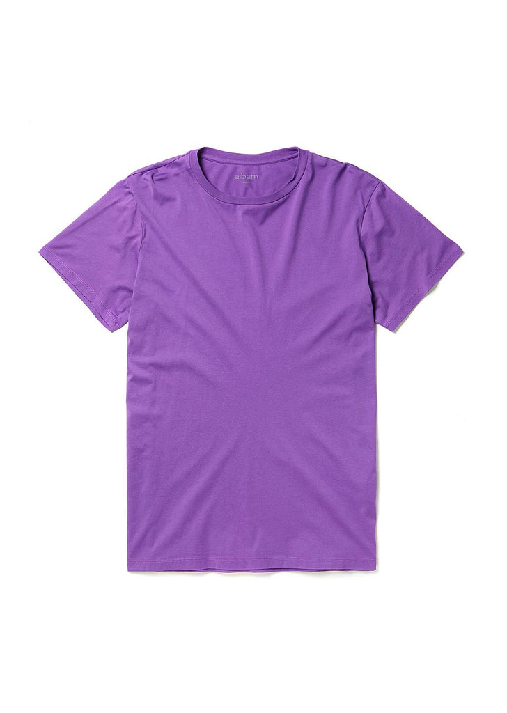 Classic T-Shirt in Purple