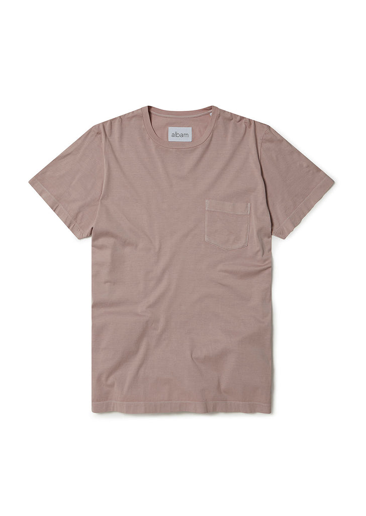 Pocket T-Shirt in Pink