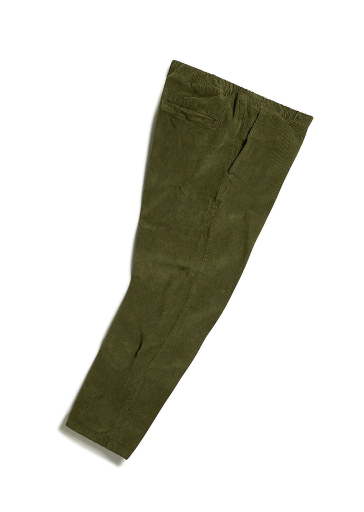 Hendry Trouser in Dark Olive
