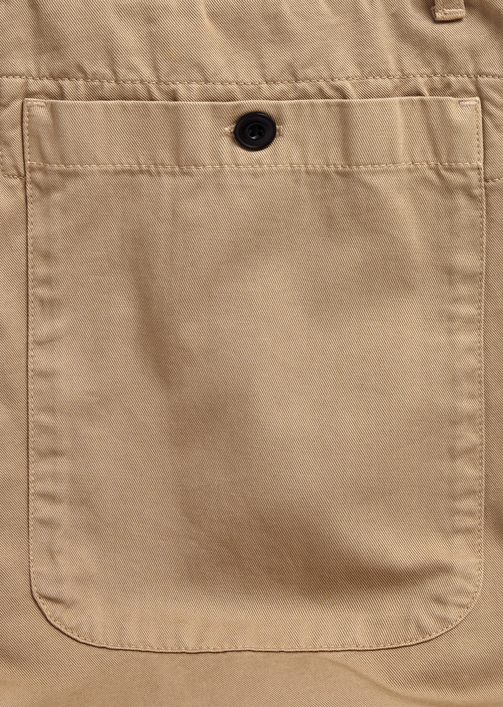 Rake Trouser in Tobacco