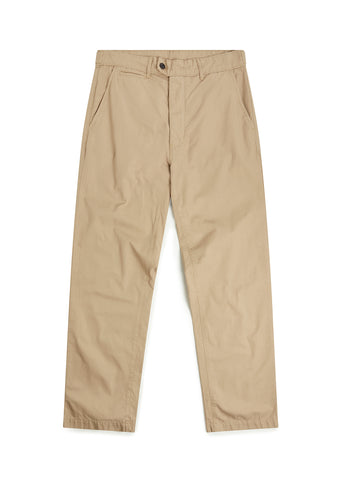 Taper Fit Chino in Sand