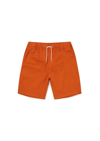 Shoreway Short in Burnt Orange
