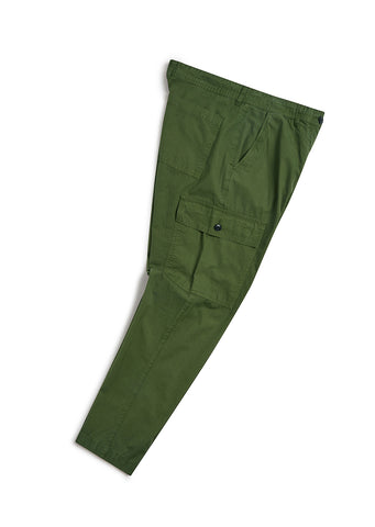 Deck Trouser in Pine Green