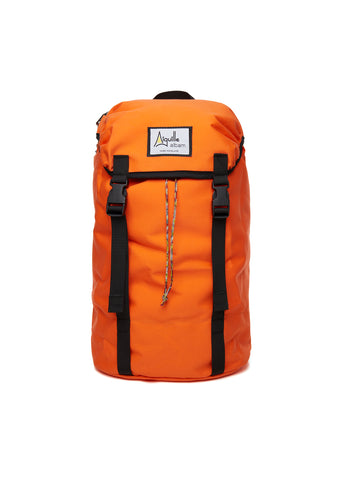 New - Albam x Aiguille Midi Rucksack Orange