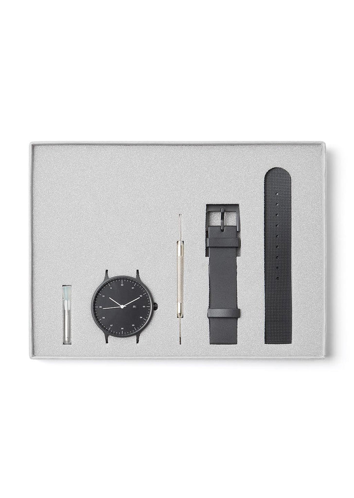 Instrmnt K-100 Watch in Black