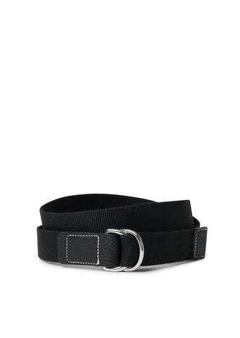 Campbell Cole x Albam D-RING Belt in Black