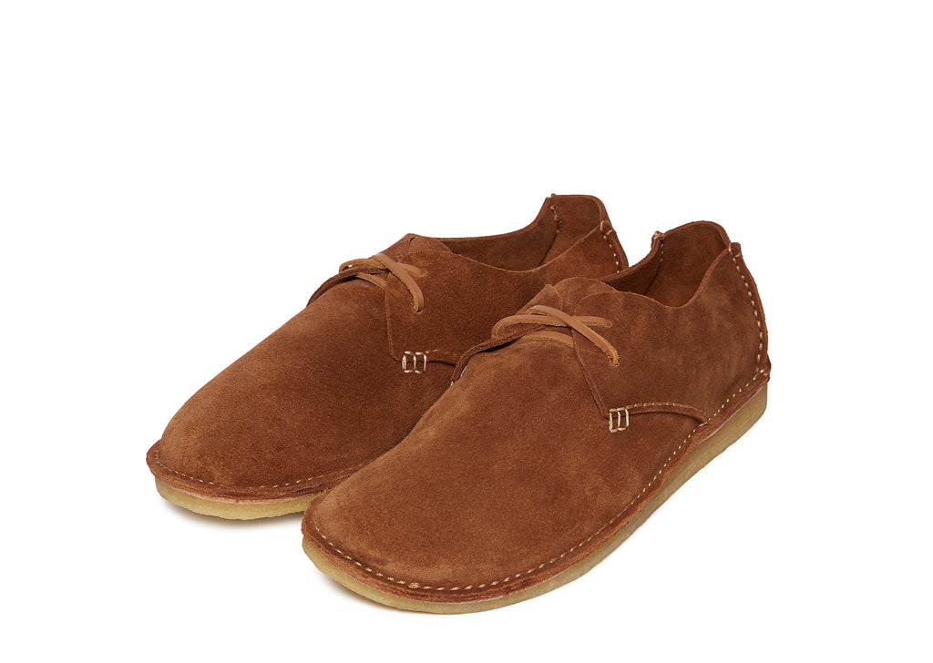 Yogi Caden Suede in Cola