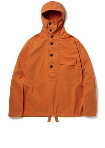 Gunney Smock in Burnt Orange