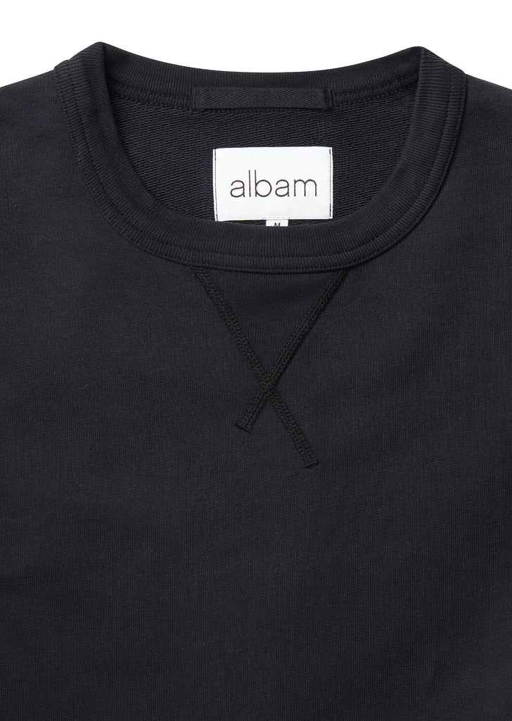 Sweatshirt in Dark Navy