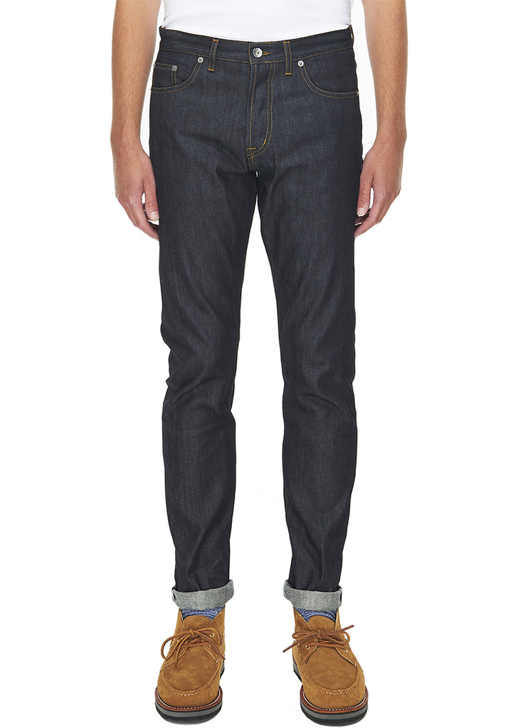 Slim Leg Jean in Indigo