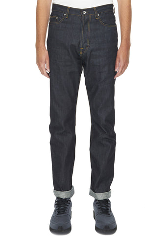 Straight Leg Jean in Indigo