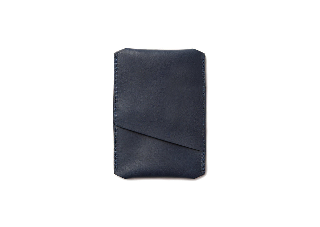 Campbell Cole Simple Card Holder in Navy
