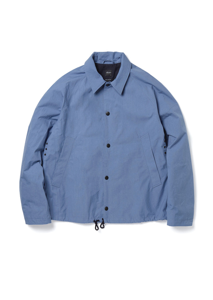 Canvas Coach Jacket in Sail Blue