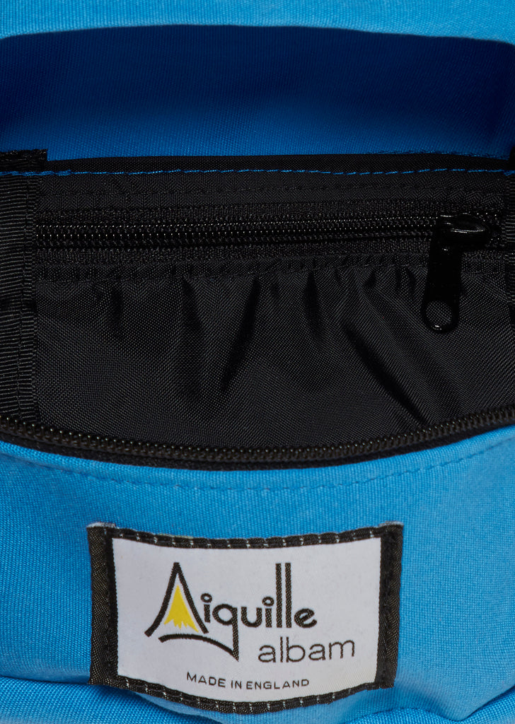 albam x Aiguille Marsupium Bag in Light Blue
