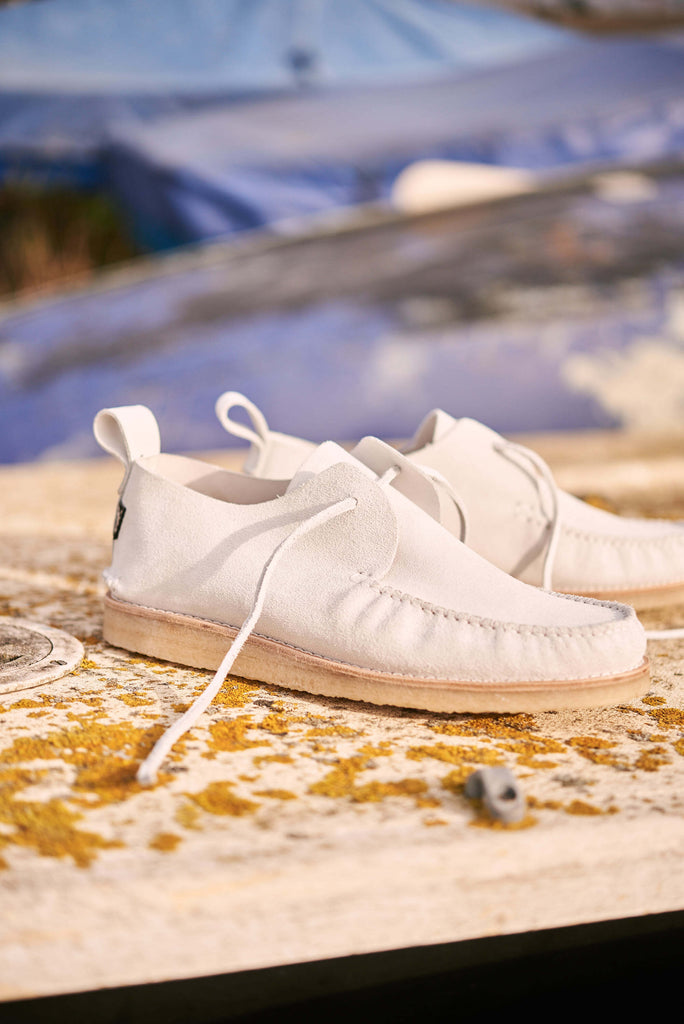 Yogi For Albam Lawson Moc in White