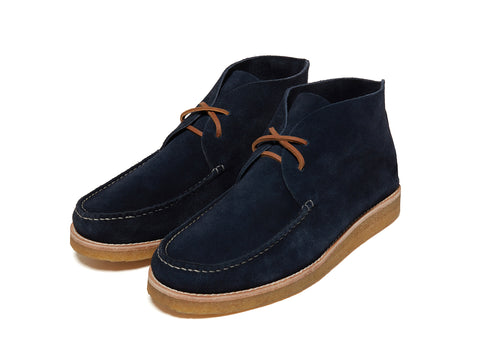Yogi Lucas Shoe in Navy