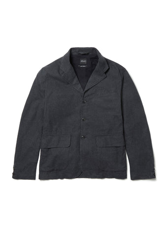 Factory Blazer in Charcoal
