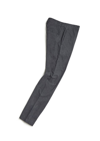 Factory Trouser In Charcoal