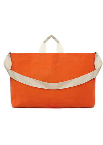 Flower Bag in Orange
