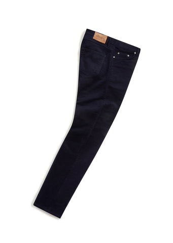 Moleskin Regular Jean in Dark Navy