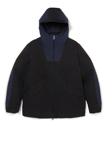 Trail Parka in Blue