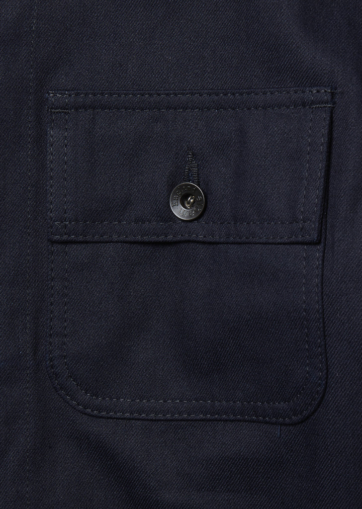 Mechanics Jacket in Navy