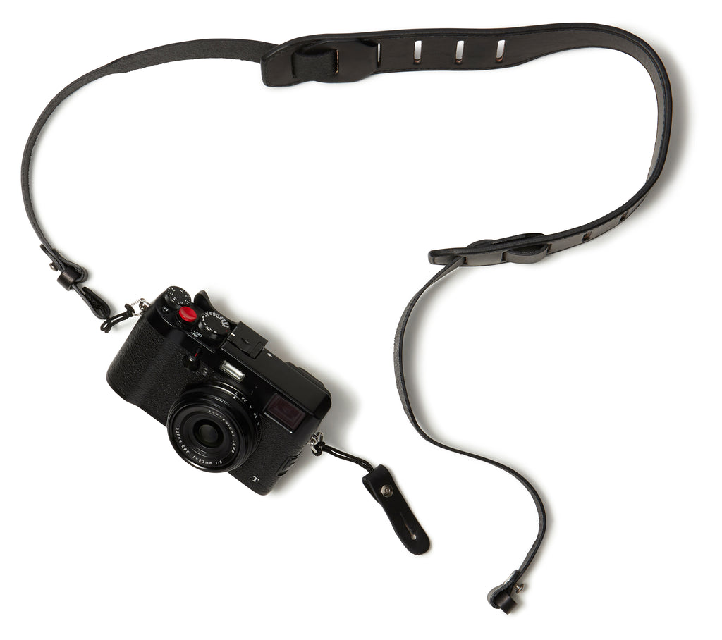 Tanner Goods SLR Camera Strap in Black