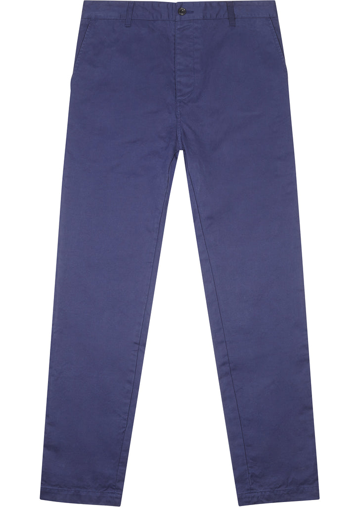 Slim Fit Trouser in Blue