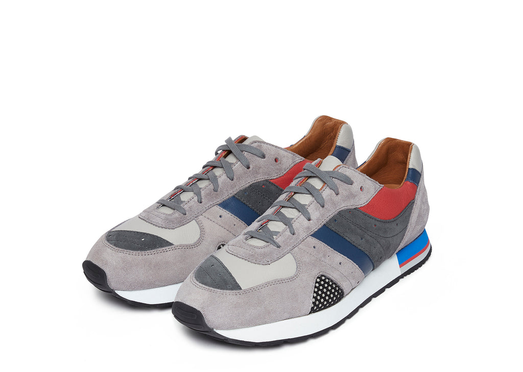 French Military Trainer in Gray