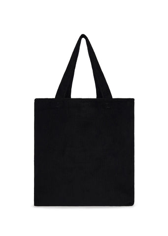 Everyday Cord Tote in Black