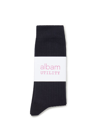 Utility Sock in Navy