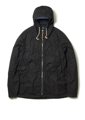Equip Jacket in Black