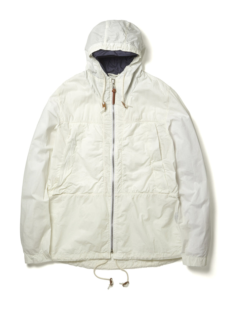 Equip Jacket in White