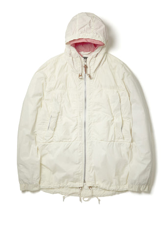 Equip Jacket in Off White