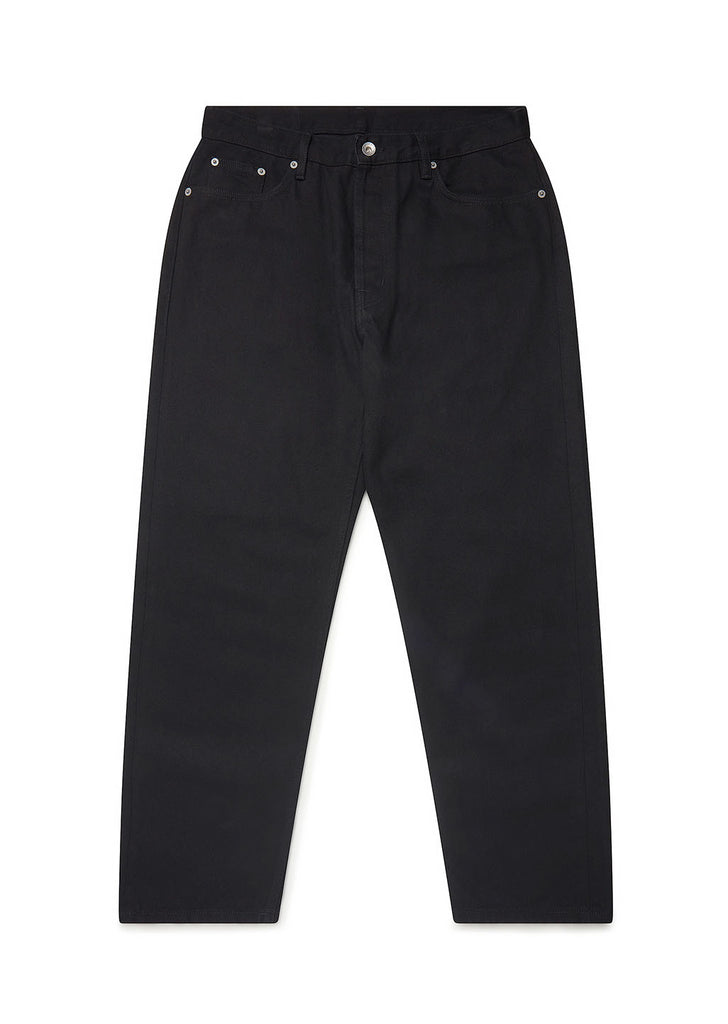 Charcoal Taper Fit Jean in Charcoal