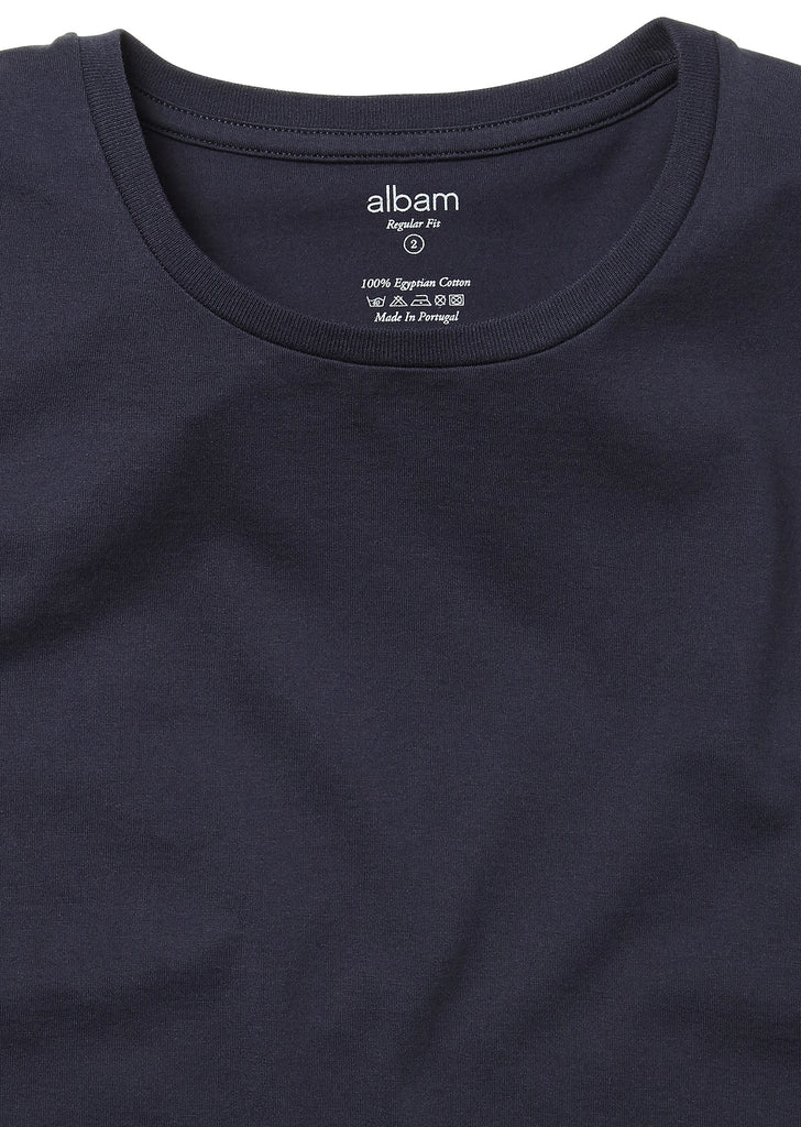 Classic T-Shirt in Navy