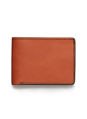 Tanner Goods Utility Bifold in Saddle Tan