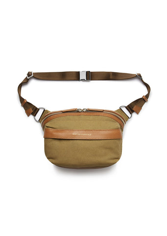 Want Les Essentials -Tacoma Waist Pack in Cognac
