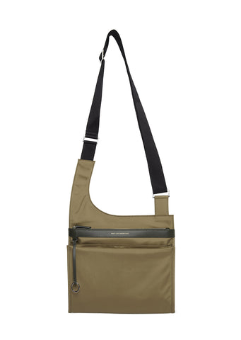 Want Les Essentials - Kurtz Messenger Pouch in Sage