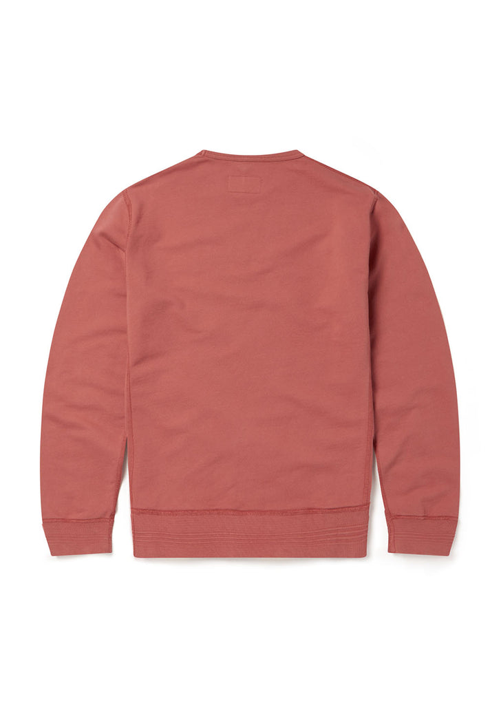 Classic Sweatshirt in Dusty Cedar