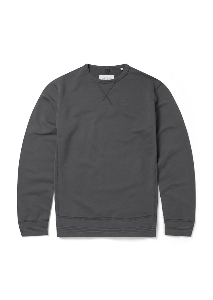 Classic Sweatshirt in Ebony