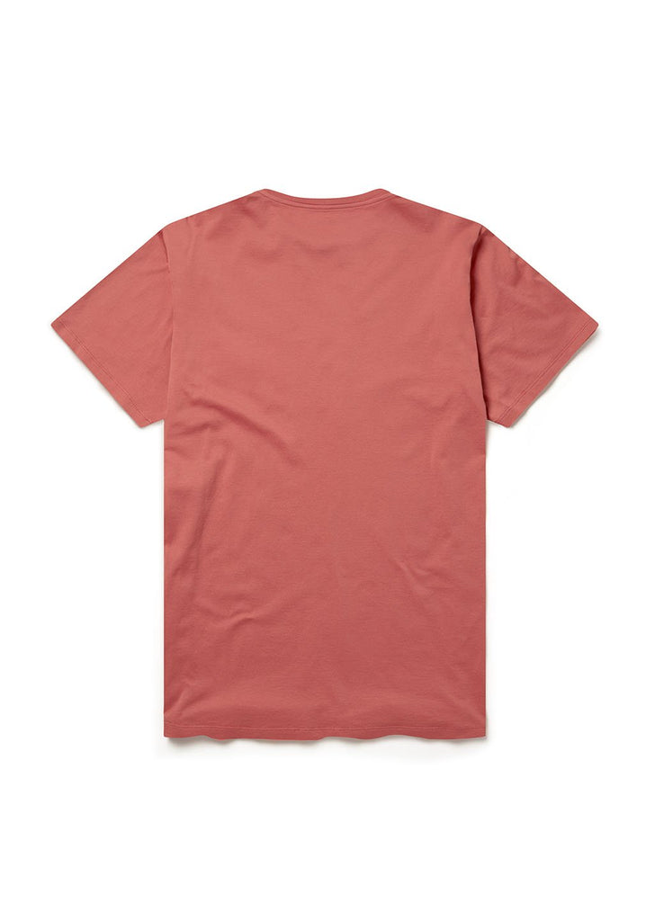 Classic T Shirt in Dusty Cedar
