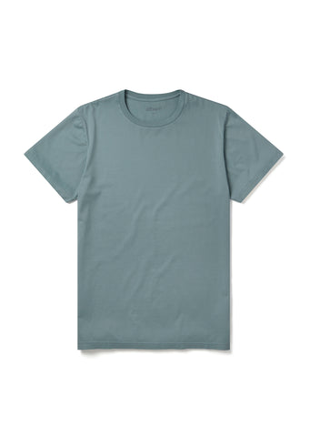 Classic T-Shirt in Smoke Green