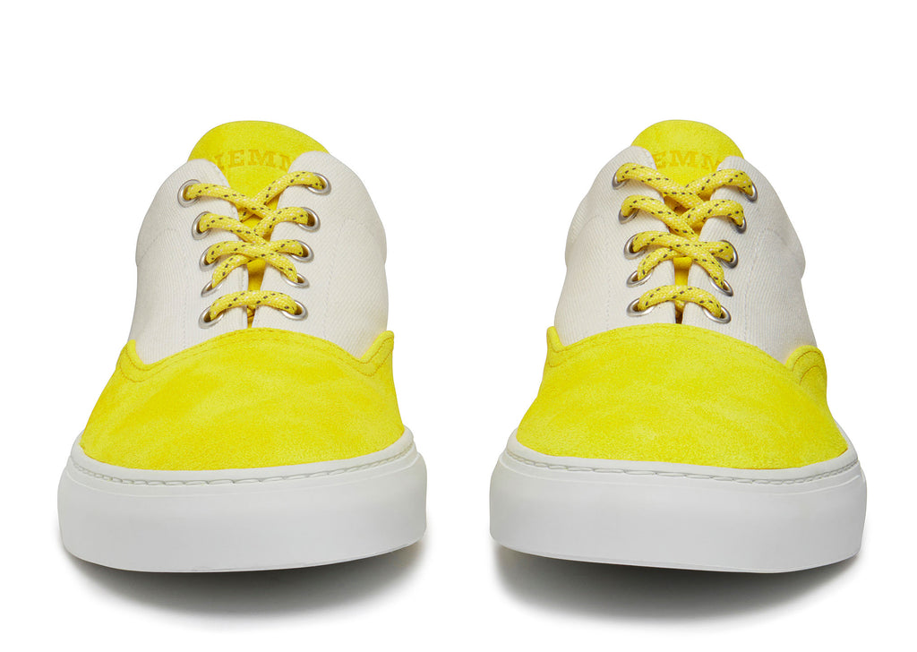 Diemme Iseo in Sneakers in Yellow