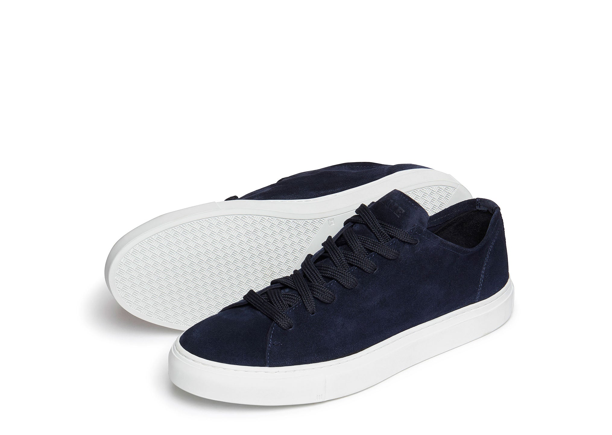 fa77fae6e72 Diemme Loria Low Sneakers in Navy Suede   albam Clothing